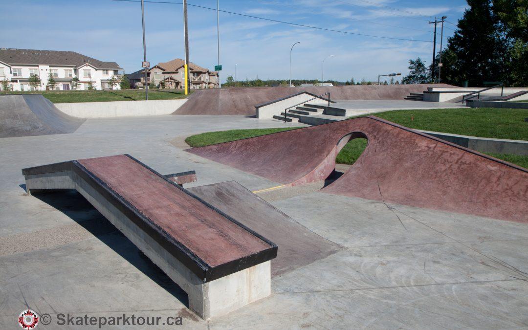 Glendale Skatepark – Red Deer AB