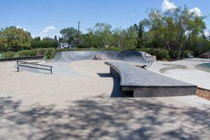 Edmonon Skateparks