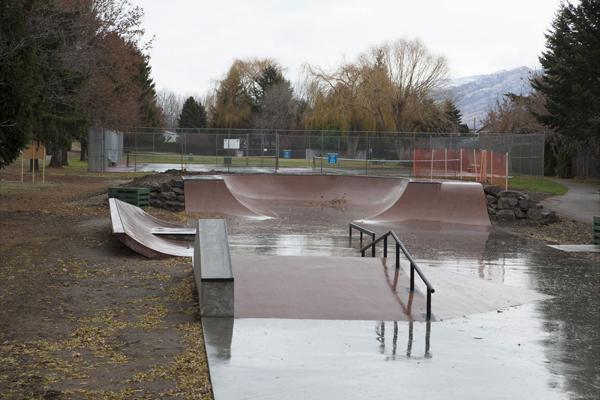 Peachland Skatepark – Peachland BC