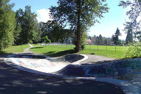 Seylynn Skatepark * North Vancouver BC