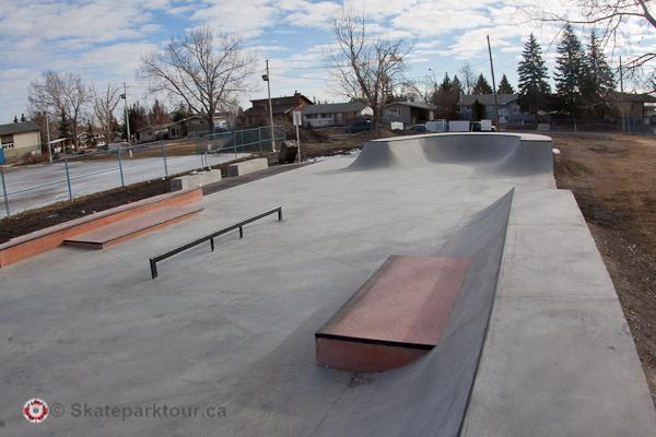 Southwood Skatepark – Calgary AB