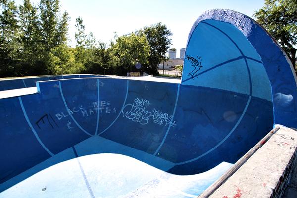 Vanderhoof  Skatepark * Toronto ON