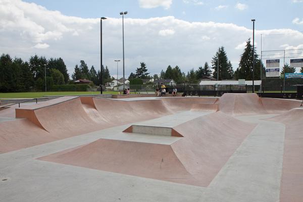 Pitt Meadows Skatepark – Pitt Meadows BC