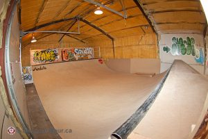 Compound Indoor Skatepark Calgary