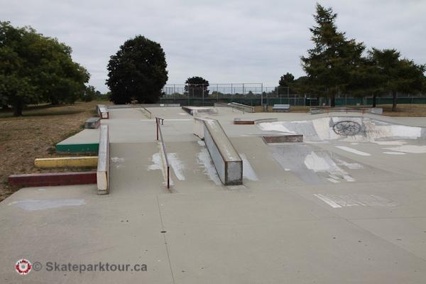 Tsawwassen Skatepark – Delta BC