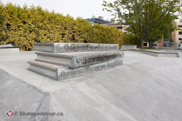 UBC Skatepark * Vancouver BC