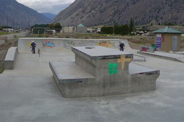 Keremeos Skatepark