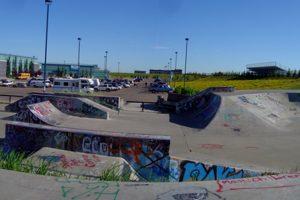 Sherwood Park Skatepark
