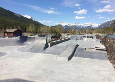 Banff Skatepark