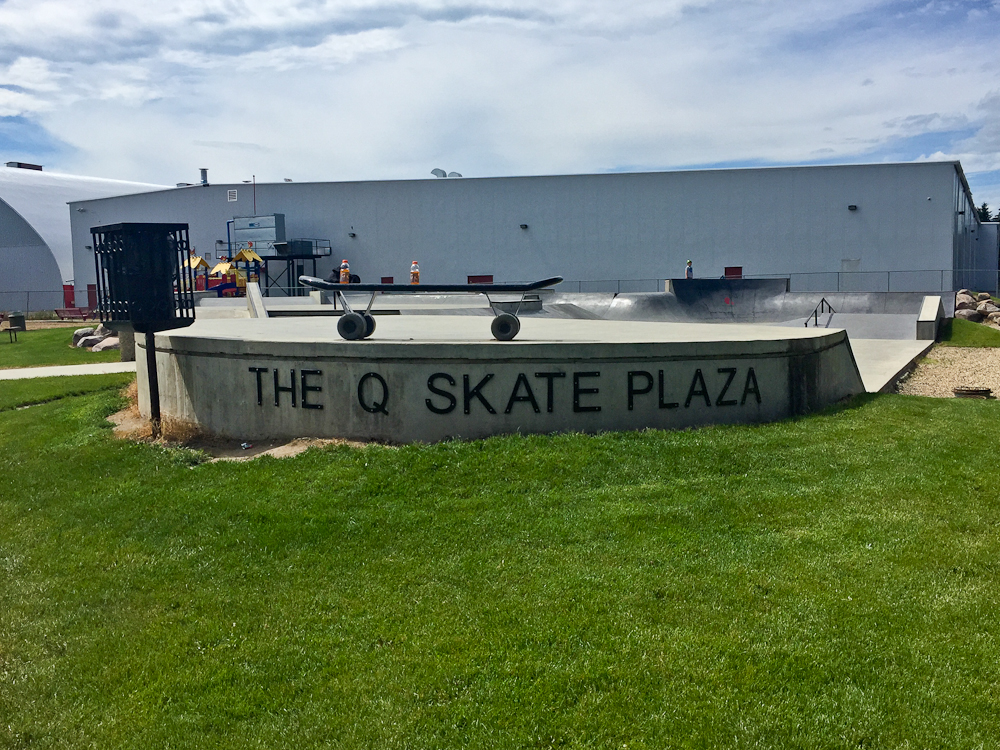 High Prairie Skatepark