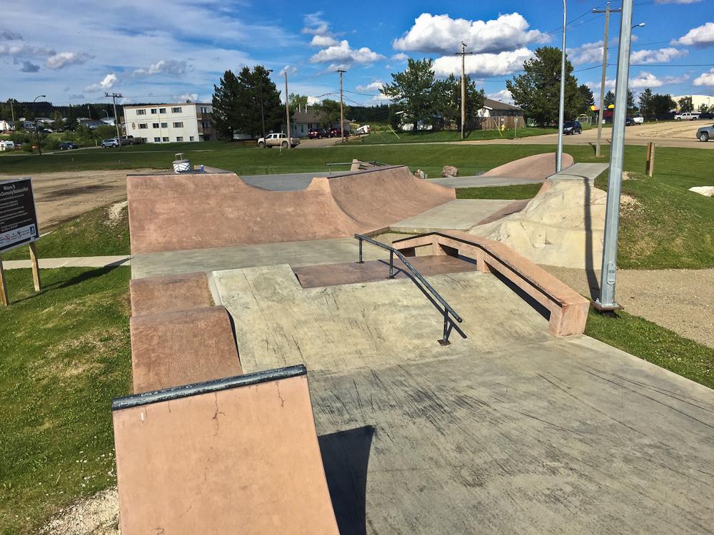 Swan Hills Skatepark