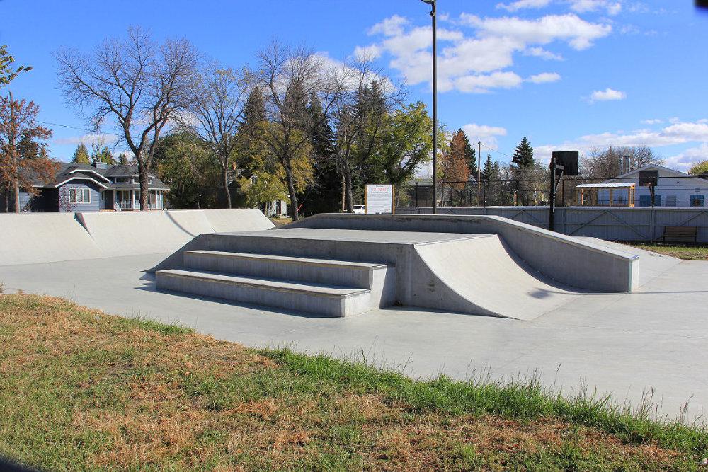 CO-OP Community Regional Skatepark * Indian  Head SK