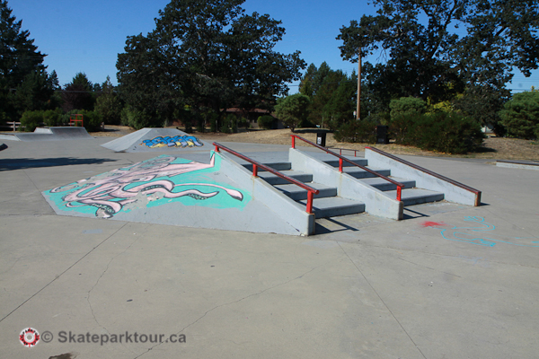 Gordon Head Skatepark – Victoria BC