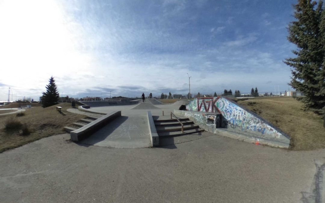Rocky Mountain House Skatepark – Rocky Mountain House AB
