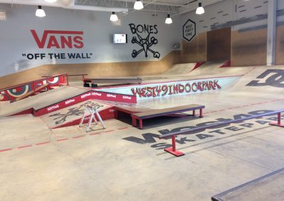 West 49 Indoor Skatepark