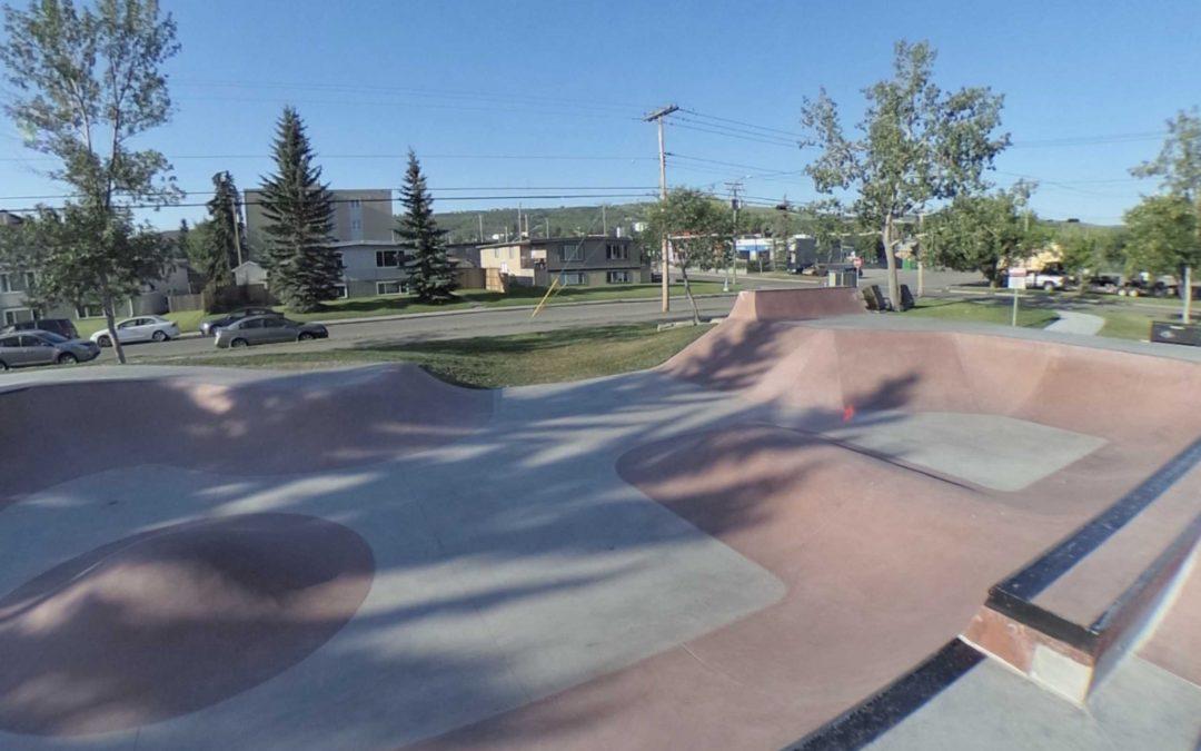 Bowness Skatepark – Calgary AB