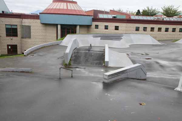 Walnut Grove Skatepark * Langley BC