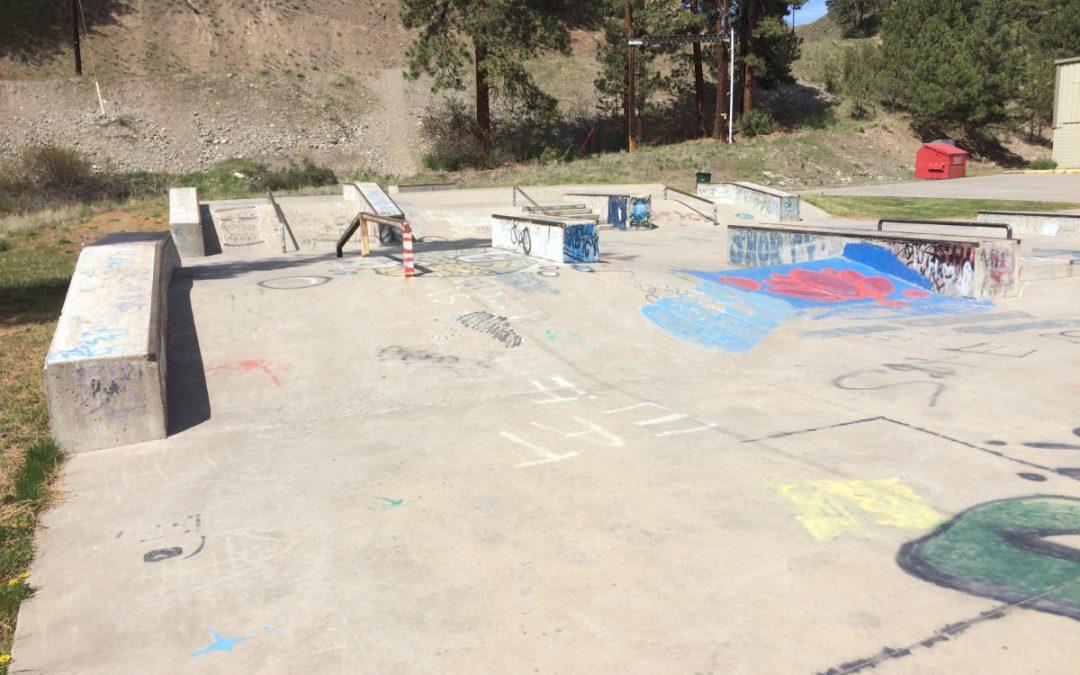 The Rock Skatepark – Princeton BC
